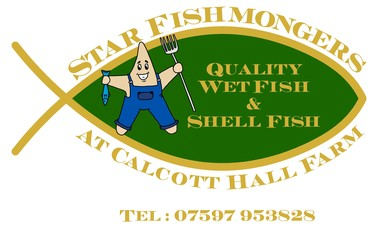 Star Fishmongers Logo